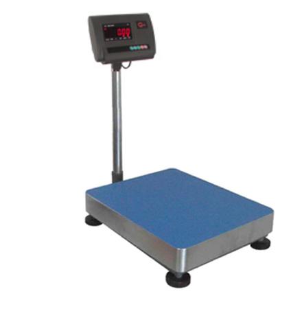 Balanza de Plataforma 80 x 60 cm, cap. max. de 600 kgs / 1300 lbs