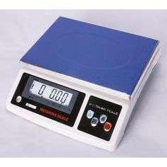 Balanza de escritorio contadora de piezas cap. max. 3kgx0.1g