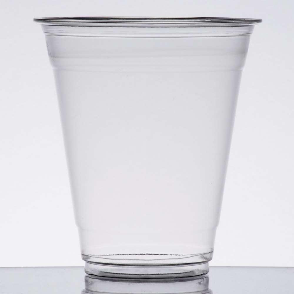 Vaso de plastico transparente PET Choice 20 oz (600 unidades)
