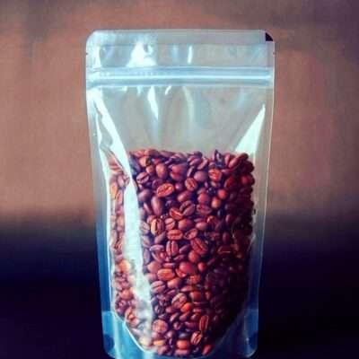 Bolsa Autosostenible 4x7.5x1 (6 ozs) transparente c/zipper (1000)